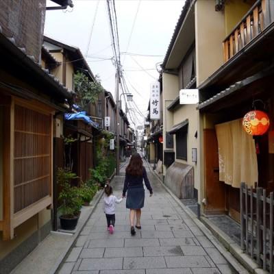 Geisha street