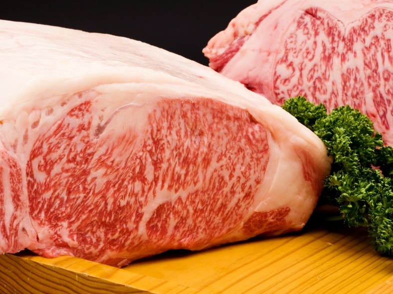 Hida Beef that melts in your mouth!