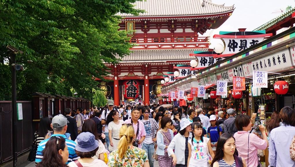 Nakamise Shopping Streets