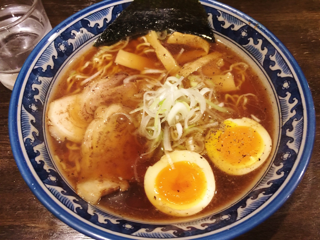 Or Takayama ramen for dinner?