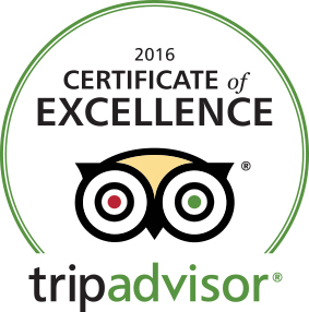 CERTIFICATE OF EXCELLENCE WINNER 2016