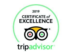 2019 tripadvisor Award